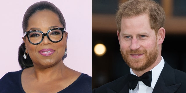 It was previously announced that Prince Harry will be partnering with Oprah Winfrey to create a documentary series on mental health for Apple's streaming service.