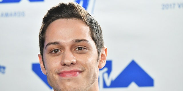 'SNL' cast member Pete Davidson is excited about Elon Musk's appearance.