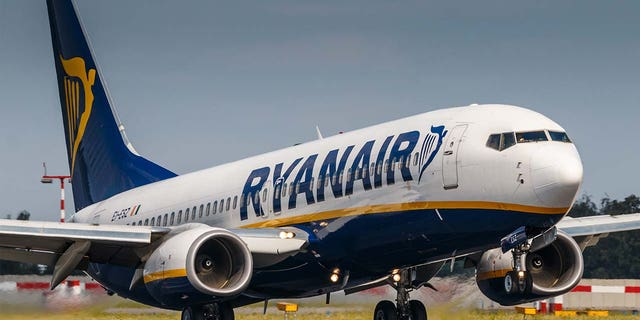 """""""These pictures and video show crew on the ground in a parked aircraft with the engines shut down. While the images are unprofessional, the actions in them posed no risk and safety was never compromised,"""" a Ryanair spokesperson said."""