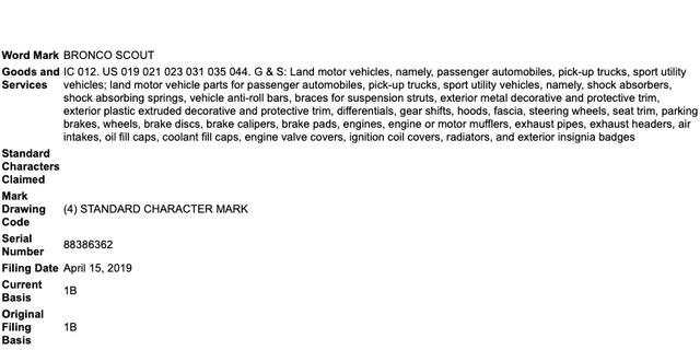 Westlake Legal Group scout New Ford Bronco could spawn a 'Scout' Gary Gastelu fox-news/auto/style/suv fox-news/auto/make/ford fox-news/auto/attributes/off-road fox news fnc/auto fnc article 2b302f38-f532-5075-b5b2-c044fcebadc2