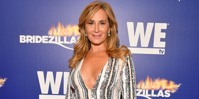 'Real Housewives of New York City' star Sonja Morgan spoke to Fox News about feeling confident in front of the cameras, how she gets swimsuit ready, and that moment her dress came off during co-star Luann de Lesseps cabaret show.