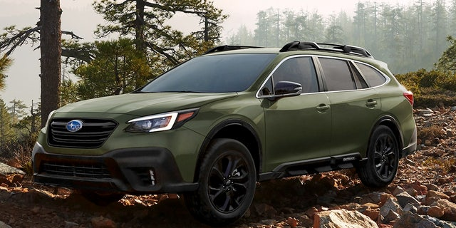 The 2020 Subaru Outback looks the same, but is very