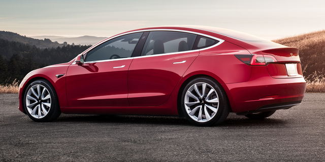 Westlake Legal Group tesla-2 Tesla Model 3 test drive: A masterwork ... in progress Gary Gastelu fox-news/auto/test-drives fox-news/auto/make/tesla fox-news/auto/attributes/electric fox news fnc/auto fnc article 5d3c8308-79e7-5a6e-90c7-1f94402116cc