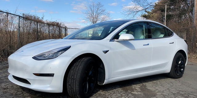 Westlake Legal Group tesla-3-fe Tesla Model 3 test drive: A masterwork ... in progress Gary Gastelu fox-news/auto/test-drives fox-news/auto/make/tesla fox-news/auto/attributes/electric fox news fnc/auto fnc article 5d3c8308-79e7-5a6e-90c7-1f94402116cc