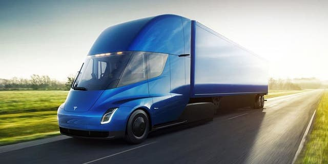 Tesla plans to begin production of its Semi by the end of 2020.