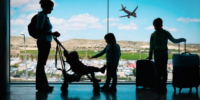 Travel nannies will accompany well-off parents and entertain their kids on trips abroad.