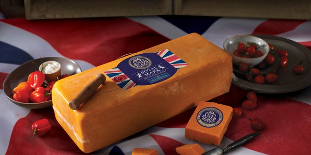 "The ""Royal Addition Cheese"" will be made available upon the child's birth."