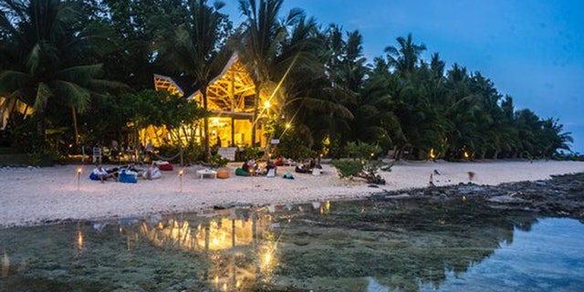 """White Banana Beach Club on the Philippine island of Siargao said it was fed up with requests from """"self-proclaimed influencers"""" asking to stay for free."""