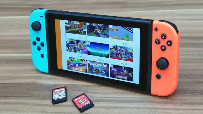 Nintendo says no new Switch at E3