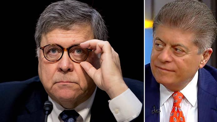 Mueller should testify, Dems should be able to 'ask him whatever they want:' Judge Nap