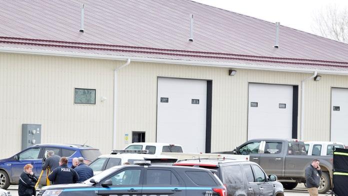 The Latest: Man arrested in North Dakota quadruple slayings