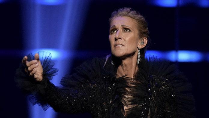 Céline Dion surprises, serenades couple marrying at Las Vegas chapel