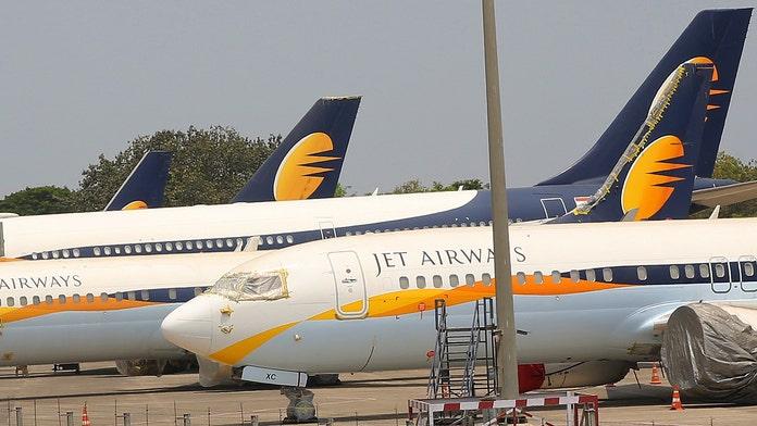 India's Jet Airways suspending operations, no money to fly