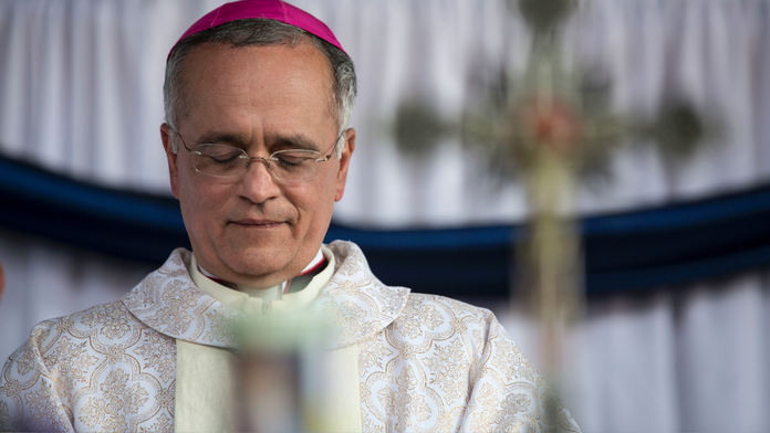 Bishop asks Nicaraguans to 'fight for freedom' in speech