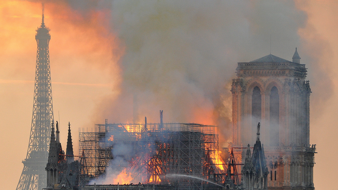 Notre Dame security guard delayed response after going to wrong building when fire first broke out: report
