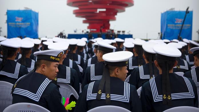 China's Xi urges closer naval ties amid regional tensions