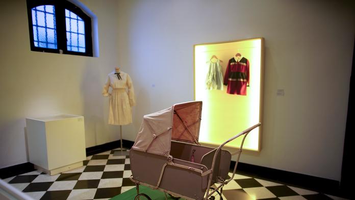 Argentina's Evita remembered through toys for poor children