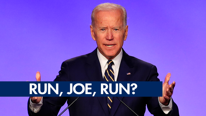 Rush Limbaugh: Biden is Democrats' best chance at beating Trump ... but he has no chance because of Dems