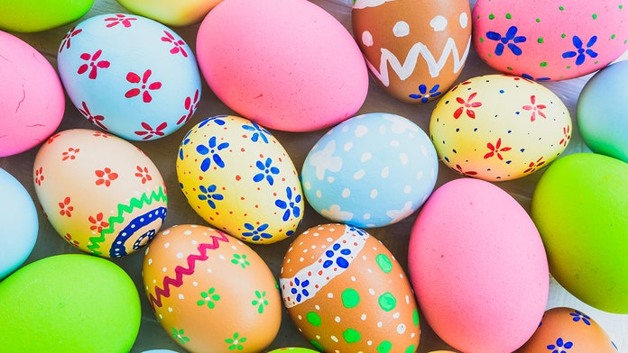 Tennessee county holds 'beeping' Easter egg hunt for the visually impaired