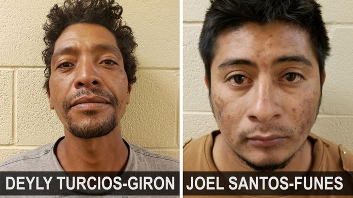 Two MS-13 gang members previously deported re-arrested trying to enter US