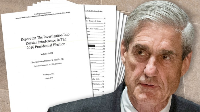 Mueller found an easy target