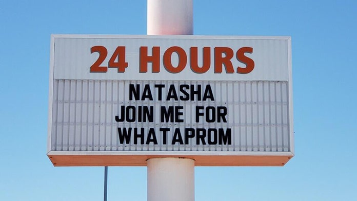 Whataburger employee surprised with fast-food 'promposal'