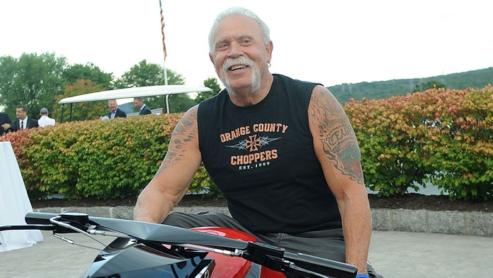 'American Chopper' star Paul Teutul accused of neglecting bankruptcy case: report