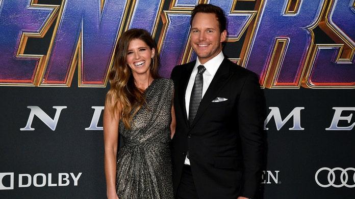 Chris Pratt and Katherine Schwarzenegger attend first red carpet together at 'Avengers: Endgame' premiere