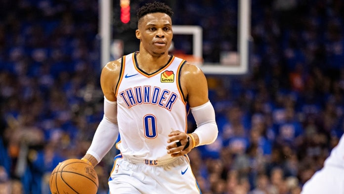 NBA star Russell Westbrook was most difficult athlete to deal with, journalist says
