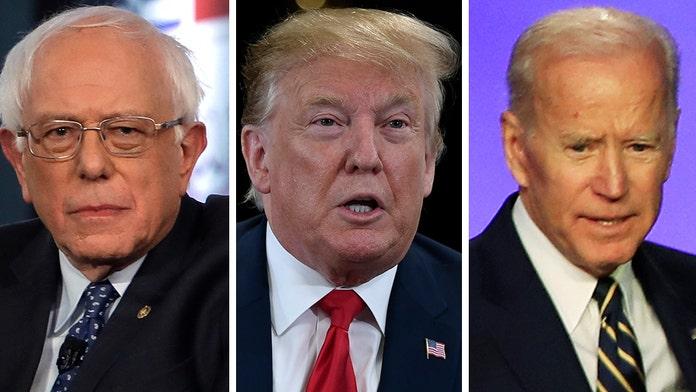 Bernie Sanders knocks Biden after 'Medicare-for-all' criticism: Sounds 'like Donald Trump'