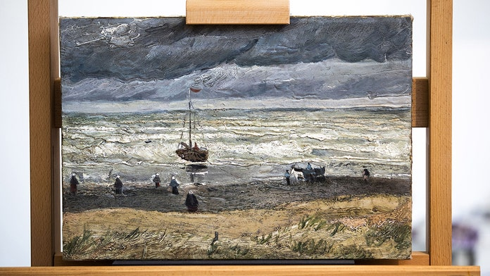 Two stolen Vincent van Gogh paintings are back on display, 16 years after being swiped from museum