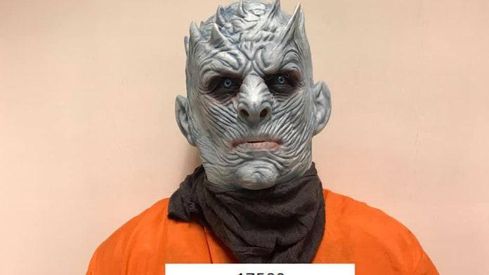 'Game of Thrones' Night King taken into custody...by Norwegian police
