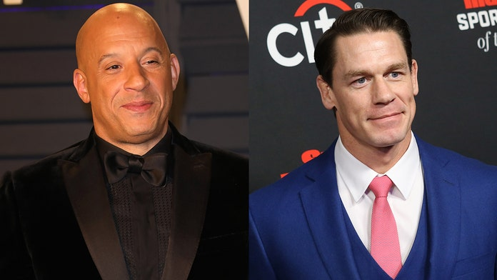 Vin Diesel announces John Cena is joining 'Fast and Furious 9' amid rumored feud with The Rock