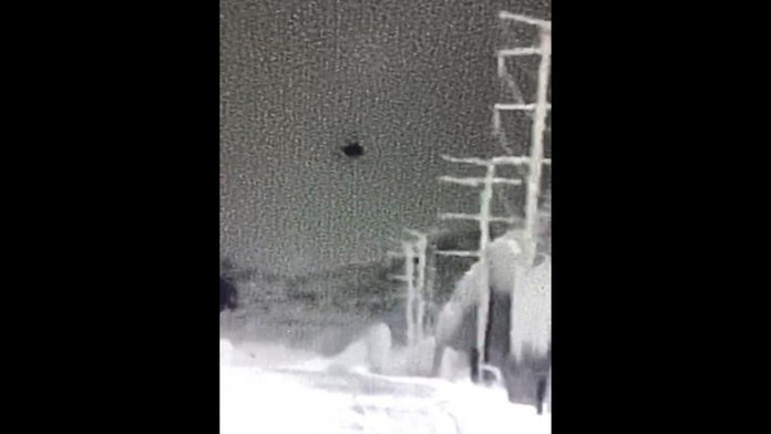 Border Patrol spots drone trying to help migrants illegally enter America