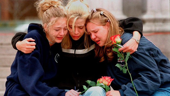 Columbine survivor on moments of shooting: 'I completely disassociated'