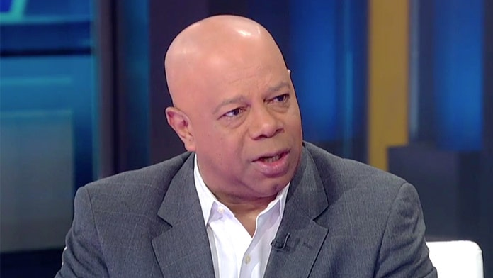 David Webb on school decision to cover George Washington mural: 'Something more dangerous is going on here'