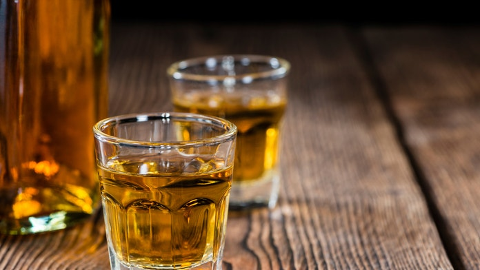 Jack Daniel's is the most recommended shot by bartenders, survey claims