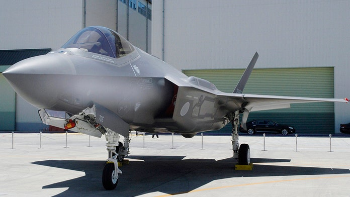 Japanese F-35 stealth jet parts found as US destroyer joins in frantic search