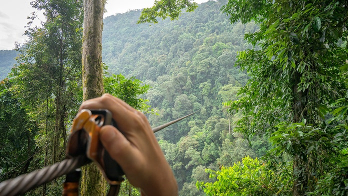 Canadian man dies after zipline cable snaps in Thailand