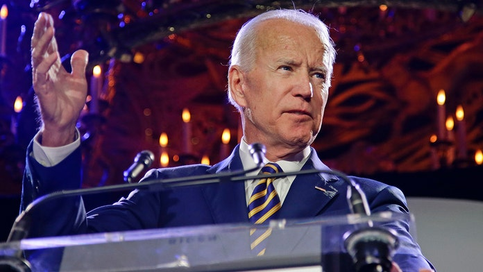 Resurfaced video shows Joe Biden pushing border fence, calling for employers who hired 'illegals' to be pun...