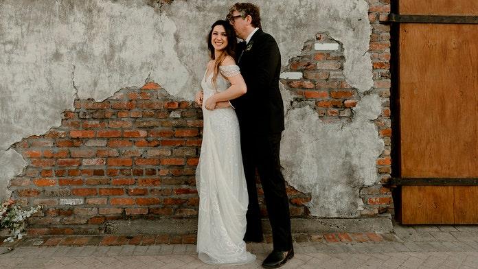 Michelle Branch marries Black Keys' drummer Patrick Carney