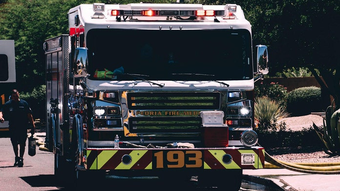 Arizona firefighters rushed to hospitals after explosion at battery facility
