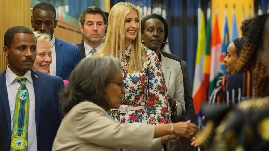 Ivanka Trump Honors Ethiopian Airlines Crash Victims
