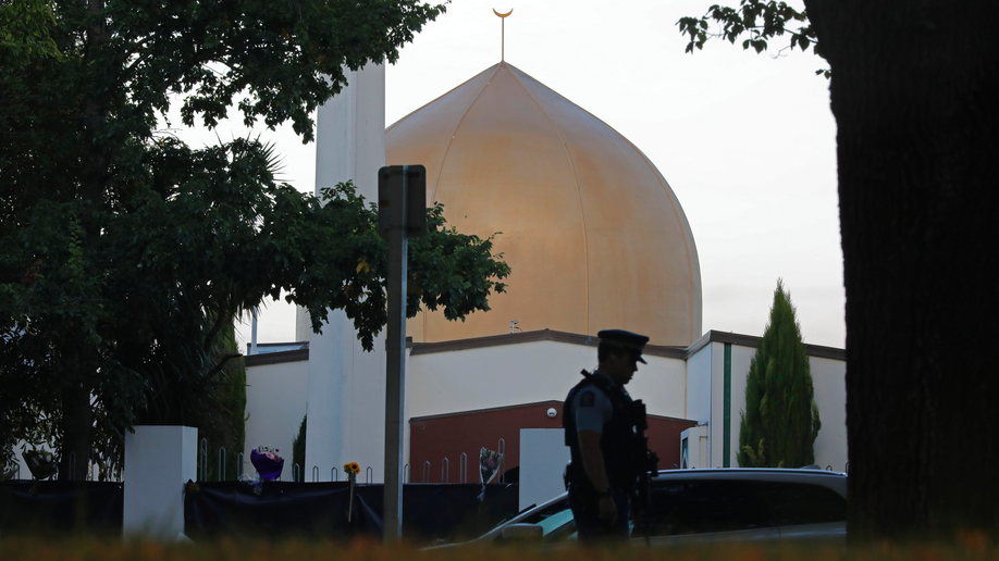 Suspect in Christchurch mosque attack to face 50 murder counts, police say