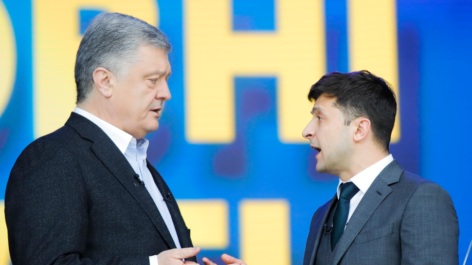 Comedian Set To Become Next Ukrainian President, Exit Polls Suggest