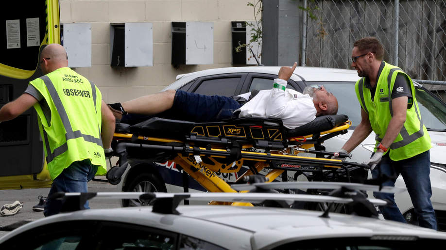 Alleged Christchurch Terrorist Charged With 50 Counts Of Murder