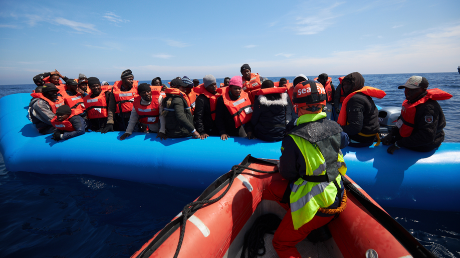 Four EU nations will take in 64 migrants rescued in Mediterranean Sea