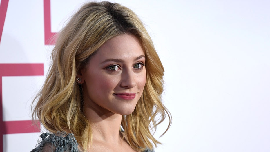 Lili Reinhart says she's 'nostalgic for my quarantine life' as she shares topless pic and snapshots with pals