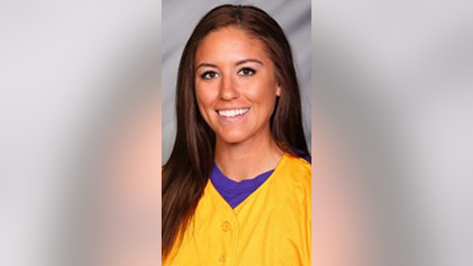 Former Iowa softball standout, 25, killed by apparent stray bullet