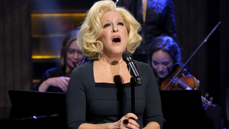 Bette Midler claims Texas outages is God punishing Senators Ted Cruz, John Cornyn